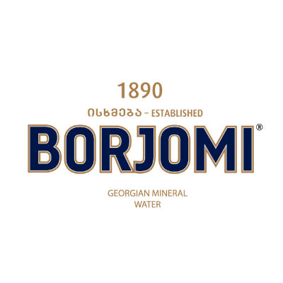 logo Borjomi